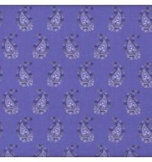 Papillon Bleu (Claudette) mini design fabric