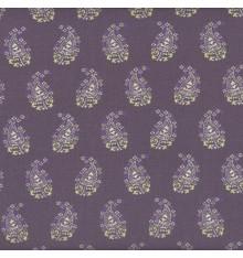 Papillon Mauve (Claudette) mini design fabric