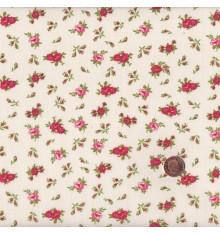 Red mini Floral Design (Coquette)