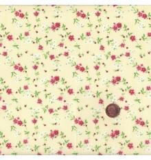 Red mini Floral Design (Floral)