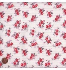 Red mini floral design (Floral 2)