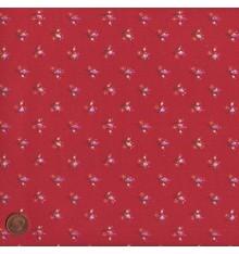 Red mini floral design (Mini Floral)