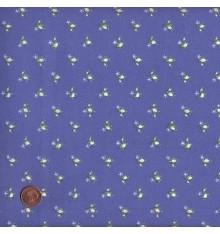 Blue mini floral design (Mini Floral)