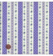 Blue mini regency design (Regency)