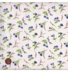 Blue mini floral design (New Floral)