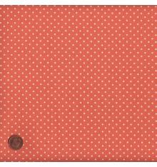 Tangerine mini Polka Dot (Dot)