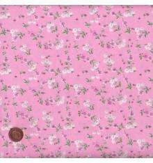 Pink mini floral design (Floral)