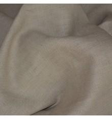 100% Linen Fabric  - Stone