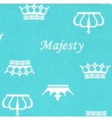 Majesty fabric (Turquoise)
