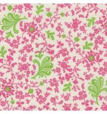 Pink Floral Fabric (Rhône)