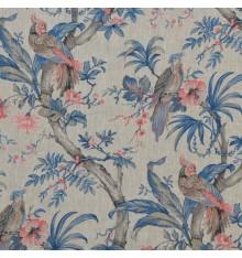 The Birds of Prey fabric (Linen)