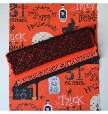 Spooky Halloween Stoffpak