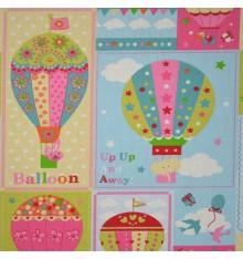 Balloon Ride Fabric
