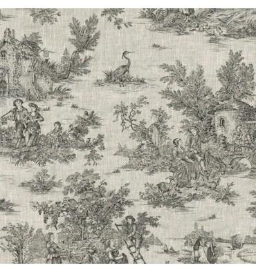 https://www.textilesfrancais.co.uk/782-2920-thickbox_default/toile-de-jouy-fabric-la-grande-vie-rustique-anthracite-grey-on-linen.jpg