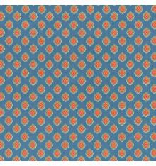 ANTIBES - Blue, Orange Yellow and Green