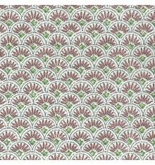 PROVENÇAL SCALES - Ivory, Rose Pink, Green &  White