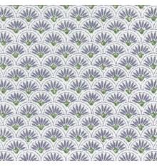 PROVENÇAL SCALES - Ivory, Lavender, Green &  White